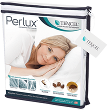 Picture of SafeRest Perlux  Queen Size Pillow Protector